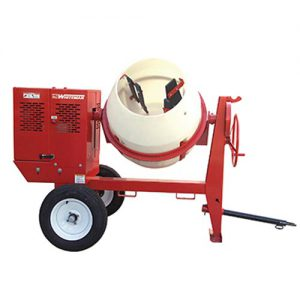 Gas Cement Mixer