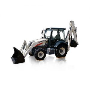 Backhoe-Large